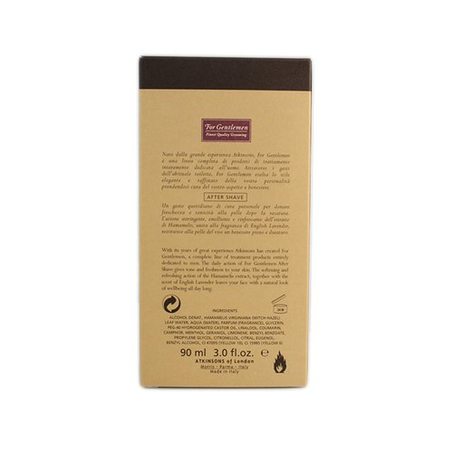 Atkinsons after shave for Gentleman 145 ml