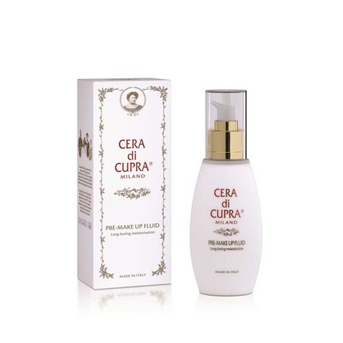 Cera di Cupra Milano Pre Make Up Fluid Long Lasting Moisturisation 125 ml