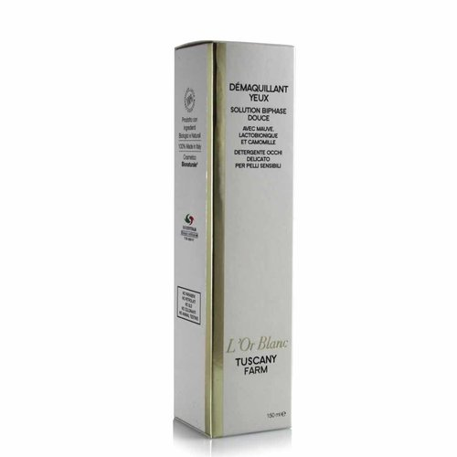 Tuscany Farm L'Or Blanc Démaquillant Yeux Make Up Entferner 150 ml